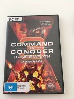 Command & conquer - Kane's wrath expansion pack