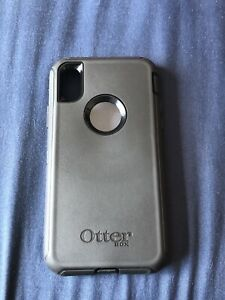 OTTER BOX DEFENDER CASE FOR IPHONE X/ XS