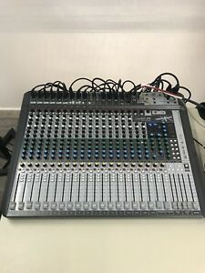 Soundcraft Signature 22MTK - 22 track audio interface soundcard