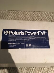 Polaris Powerfall waterfall