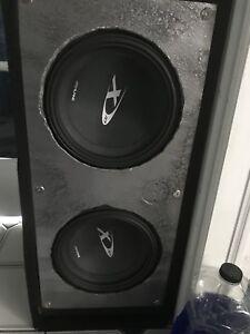 Alpine type x subs