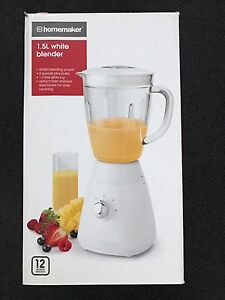1.5L 500W Blender Shortland Newcastle Area Preview