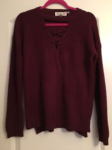 Fall/winter sweaters in perfect condition