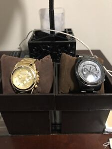 His and hers Michael Kors watches for sale