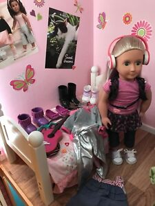 "Our Generation 18"" Dolls with Extras"