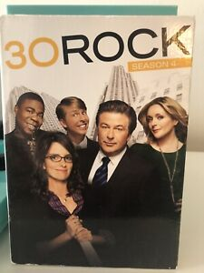 30 Rock Season 4 DVD