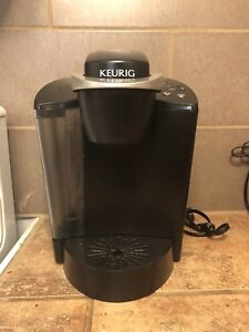 Keurig with Pods