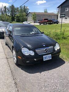 Mercedes C230 Kompressor   Kijiji in Ontario  - Buy, Sell & Save