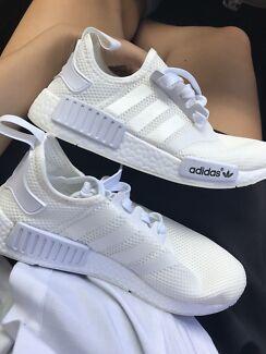 Adidas whiye NMD's brand new womens