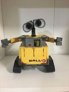 WALL-E toy figurine movie collectable