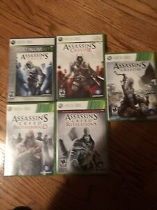 Assassins Creed X360 Collection