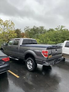 Tonneau Cover Painted Lid Ford F150
