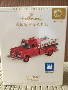 Christmas Ornament Great Gift For Firefighter