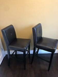 Bar Stools/ Chairs **$60 for both or $30 each**