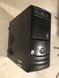Desktop Quad core with Office