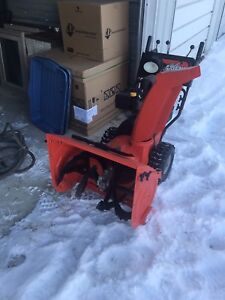 Ariens 2 stage snowblower