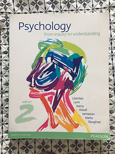 Psychology from inquiring to understanding Helensvale Gold Coast North Preview