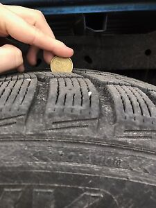 Eco north 275/55/20 truck tires