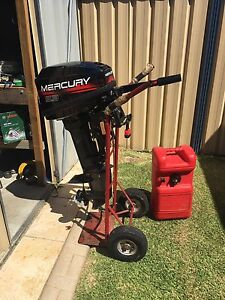 Dingy tender outboard motor Joondalup Joondalup Area Preview