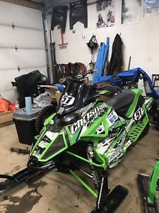 2013 arctic cat 600 xc