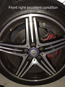 """Mercedes A250 AMG 18"""" wheels and Continental tyres Brisbane City Brisbane North West Preview"""