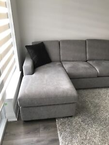 Brand new sectional couch L shape