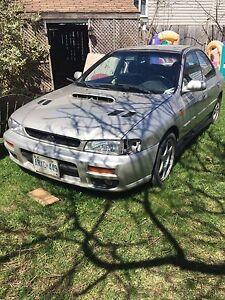 Subaru 2001
