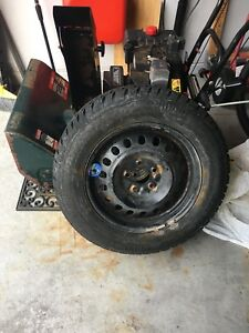 225/65/17r Arctic Claw winter tires