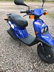 2001 bwsr new 70cc kit installed with new spare 70cc kit