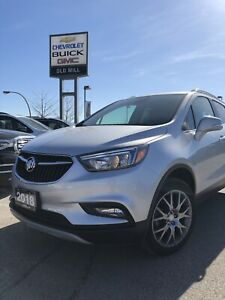 BRAND NEW 2018 Buick Encore Sport Touring AWD