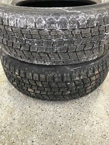 205/60/15 BridgeStone Blizzak set of winter tires