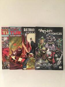 Batman/Ninja Turtles Graphic Novels