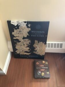 Game of Thrones (Painting and Foldable 3D Book)