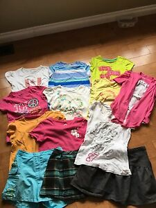 Girls Size 10 Summer Clothes