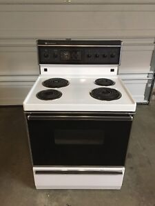 """30"""" Electric Stove"""