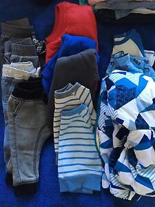 BULK Winter Clothes size 0 $20 whole bag Moss Vale Bowral Area Preview