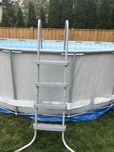 ** SPPU** 15' Round Pool - Great Condition