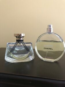 Parfums/Perfumes Bulgari and Chanel