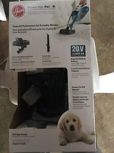 PowerVac 20v Pet