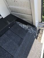 Roof repairs & eavestrough cleaning