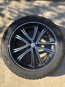 """20"""" Lexus RX 350 Winter Wheels and Tires. 235/55R20"""