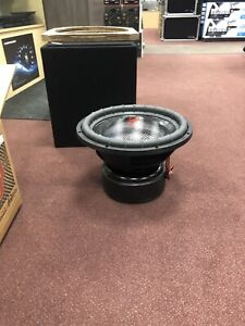 DD Audio 9915 subwoofer package