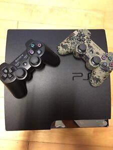 PS3 comment neuf avec jeux