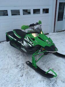 Arctic Cat Sno Pro 500 2010