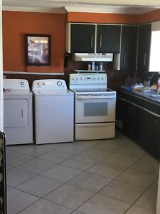 3 Bedroom Heated very Large Apartment Avail Aug 1st