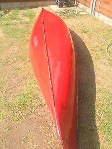 16ft cedar strip canoe