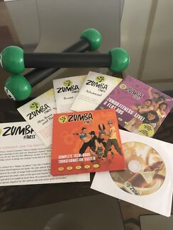 Wanted: Zumba - Deluxe Kit