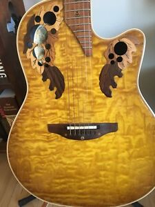 Ovation 1992 collectors series