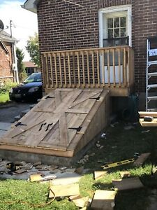 Renovations/ Junk Removal/ Delivery Service