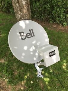 Coupole Bell Satellite